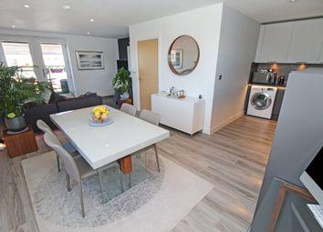 Thumbnail 2 bed flat for sale in Cubitt Way, Peterborough