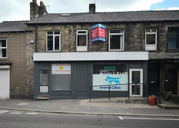 Thumbnail Retail premises to let in 15-17 Hillcrest, Burnley Road, Sowerby Bridge