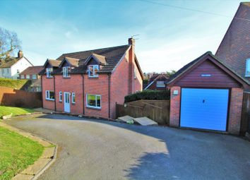 Thumbnail 4 bed detached house for sale in Mutton Hall Lane, Heathfield