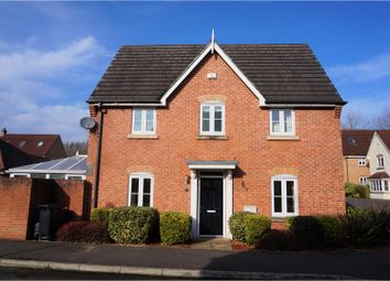 Thumbnail 3 bed detached house to rent in Langstone, Newport