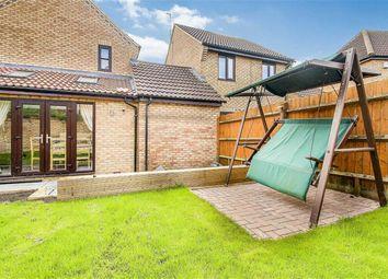 Thumbnail 4 bed link-detached house for sale in Abbeydore Grove, Monkston, Milton Keynes