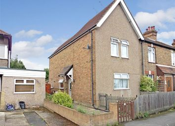 Thumbnail 3 bedroom end terrace house for sale in New Road, Swanley, Kent