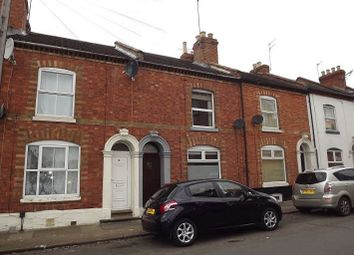 Thumbnail 3 bedroom terraced house to rent in Shakespeare Road, The Mounts, Northampton