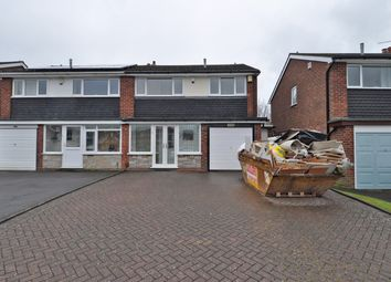 Thumbnail 3 bed semi-detached house to rent in Arosa Drive, Birmingham