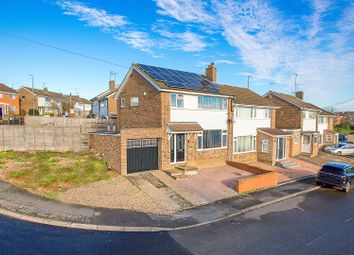 Thumbnail 3 bed semi-detached house for sale in John Smith Avenue, Rothwell, Kettering