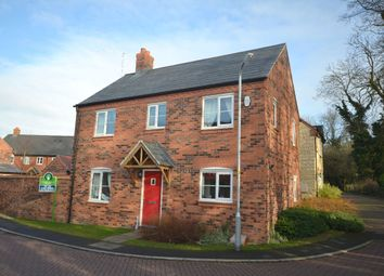 Thumbnail 3 bed detached house to rent in Lime Kiln Close, Silverstone, Towcester