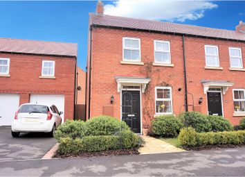 Thumbnail 2 bed town house for sale in William Spencer Avenue, Sapcote