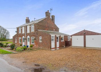 Thumbnail 2 bed semi-detached house for sale in Molls Drove, Friday Bridge, Wisbech