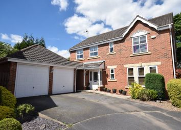 Thumbnail 4 bed detached house for sale in Valley Gardens, Darrington, Pontefract