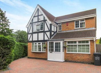 Thumbnail 4 bed detached house for sale in Mallard Drive, Syston