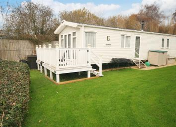 Thumbnail 3 bedroom mobile/park home for sale in Napier Road, Hamworthy, Poole