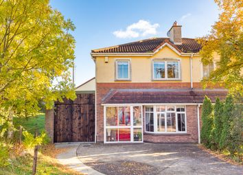 Thumbnail 3 bed semi-detached house for sale in 16 Moy Glas Close, Lucan, Dublin