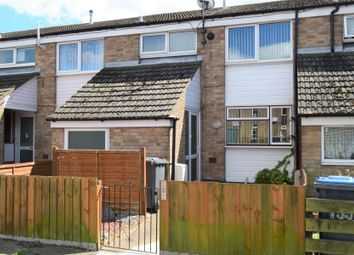 Thumbnail 3 bed terraced house for sale in Cornwall Road, Felixstowe