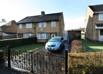 Thumbnail 3 bed semi-detached house for sale in Middlecroft Road South, Staveley, Chesterfield