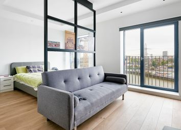 46 Botanic Square E14. Studio to rent          Just added