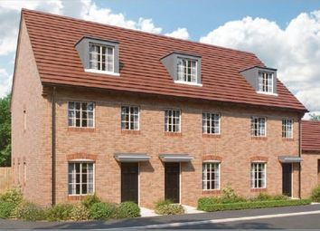 Thumbnail 3 bedroom town house for sale in Diamond Drive, Great Western Park, Didcot, Oxfordshire