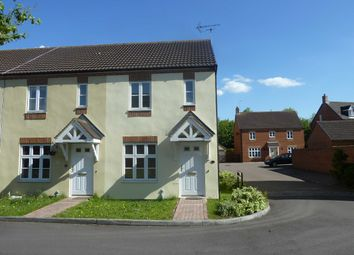 Thumbnail 2 bed terraced house to rent in Lampeter Road, Swindon, Wiltshire