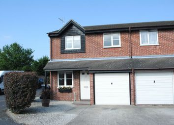 Thumbnail 3 bed terraced house to rent in Lesney Gardens, Rochford