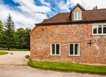 Thumbnail 1 bed property to rent in Woodrows Annexe, Aldworth