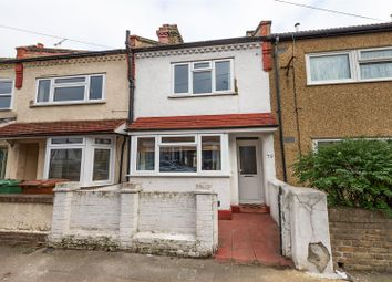 Thumbnail 2 bed terraced house for sale in Oakfield Road, London