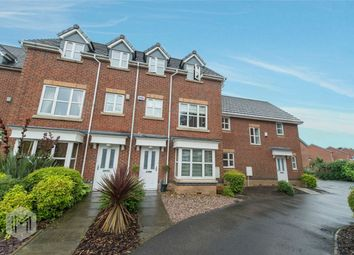Thumbnail 3 bed town house for sale in Hadleigh Green, Lostock, Bolton, Lancashire