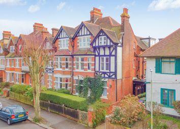 Thumbnail 3 bedroom flat for sale in Grimston Gardens, Folkestone