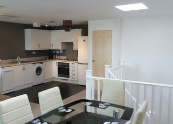 Thumbnail 2 bed duplex to rent in Phoebe Road, Swansea