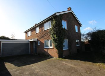 Thumbnail 4 bed detached house for sale in Witchford Road, Ely