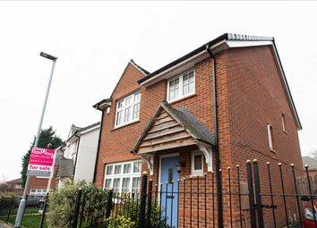 Thumbnail 4 bed detached house for sale in Elmwood Grove, Moston, Manchester