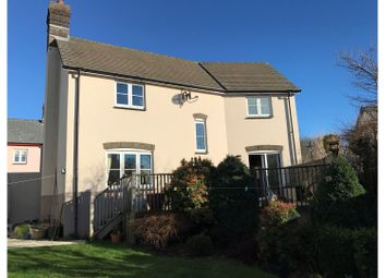 Thumbnail 3 bed detached house for sale in Maple Avenue, Camelford