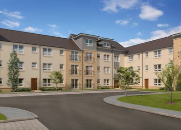 Thumbnail 3 bed flat for sale in Baron's Gate, Leven Street, Motherwell, North Lanarkshire