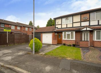 Thumbnail 2 bed end terrace house for sale in Tudor Close, Colwick, Nottinghamshire