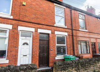 2 bed terraced house for sale in Vernon Road, Old Basford, Nottingham NG6