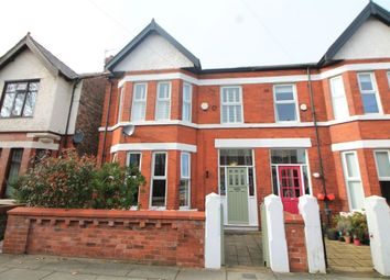 Thumbnail 4 bed semi-detached house for sale in Cambridge Drive, Blundellsands, Merseyside