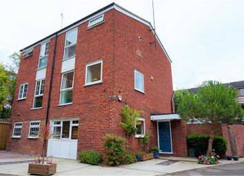 Thumbnail 4 bed town house for sale in Carlisle Close, Kingston Upon Thames