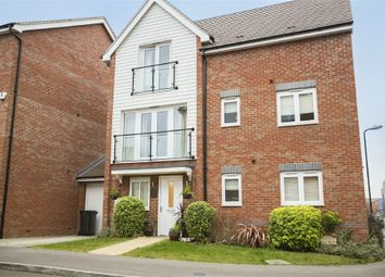 Thumbnail 4 bed detached house for sale in Chadwick Road, Langley, Berkshire