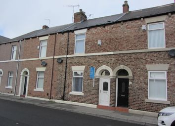 Thumbnail 2 bed terraced house to rent in North Road, Wallsend