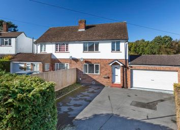 Thumbnail 3 bed semi-detached house to rent in Cabrera Avenue, Virginia Water