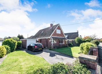 Thumbnail 4 bed detached house for sale in St Clements Road, Ruskington, Sleaford