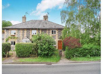 Thumbnail 2 bed cottage for sale in Brockley Corner, Bury St. Edmunds