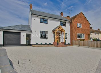 Thumbnail 4 bed semi-detached house for sale in Thorne Road, Kelvedon, Colchester