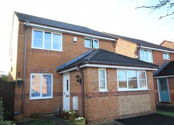 Thumbnail 3 bed detached house for sale in Highcroft, Woolavington, Bridgwater