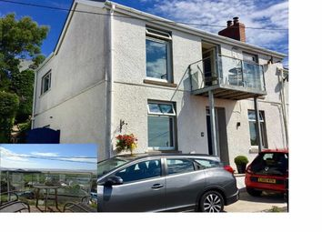 Thumbnail 3 bed semi-detached house for sale in Myrtle Hill, Pwll, Llanelli