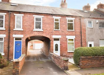 2 bed terraced house for sale in Denwell Terrace, Pontefract WF8
