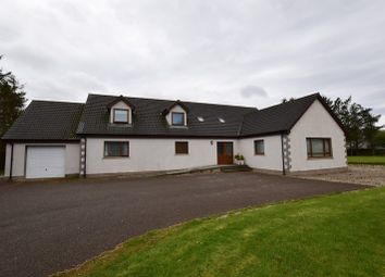 Thumbnail 5 bed detached house for sale in Knockglass House, Crescent Street, Halkirk