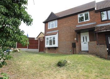 Thumbnail 2 bed semi-detached house for sale in Brompton Hill, Chatham, Kent