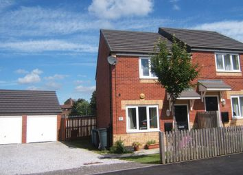 Thumbnail 2 bed semi-detached house to rent in Frank Birchill Close, Manchester