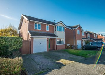 Thumbnail 4 bed detached house for sale in Harding Road, Burscough, Ormskirk