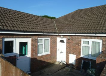 Thumbnail 1 bed semi-detached bungalow for sale in King John Close, Bearwood, Bournemouth