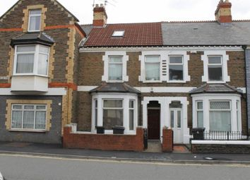 Thumbnail 6 bed terraced house for sale in Mackintosh Place, Cardiff